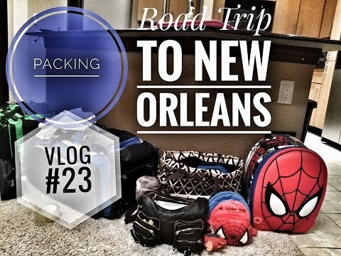 Road Trip To New Orleans From Houston TRAVEL VLOG