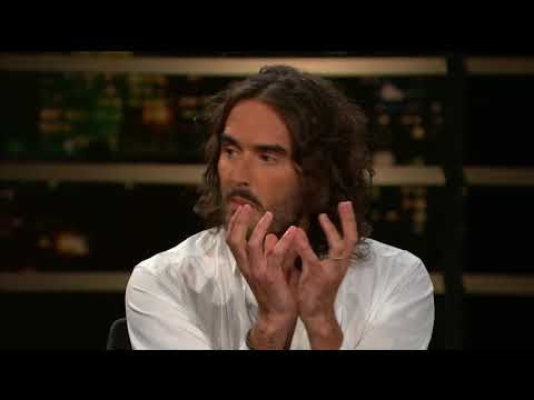 Russell Brand: Recovery | Real Time with Bill Maher (HBO)