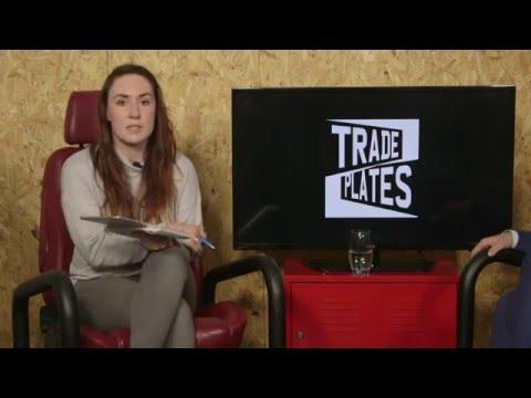 Trade Plates TV Live: Nigel McMinn