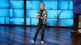 The Opening Ceremonies: Ellen Breaks Down Weird Traditions