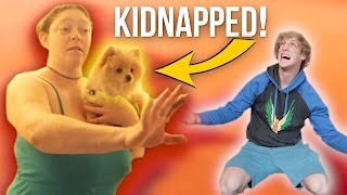 THIS LADY TRIED TO TAKE MY DOG!