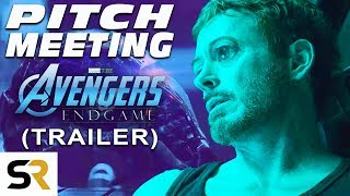 Download Avengers: Endgame Trailer Pitch Meeting Video