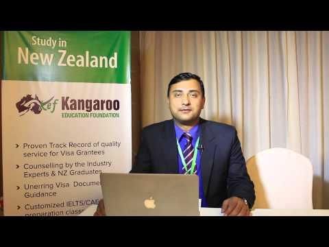 Mr. Mahesh Babu Timalsina (Kangaroo Education Foundation)