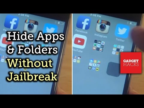 Hide Secret Apps in 'Invisible' Folders on Your iPad, iPhone, iPod touch [How-To]