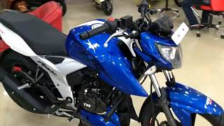 tvs rtr 160 4v walkaround Videos - ytube tv