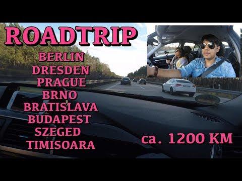 Roadtrip Berlin to Timisoara | Zwei Inder in Deutschland | Vlog