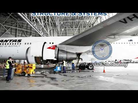 Diploma in Aircraft Maintenance Engineering Technology - Aviation Management College