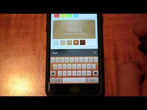 Brightkey Keyboard App for iOS 8