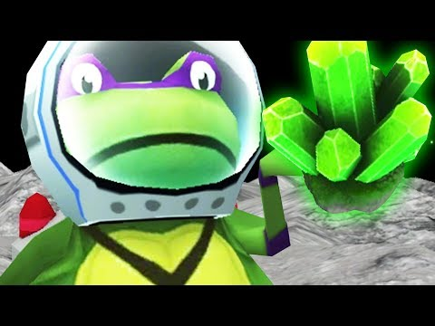 TEENAGE MUTANT NINJA TURTLE FROGS DISCOVER THE FINAL CRYSTALS - Amazing Frog - Part 109 | Pungence