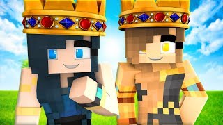 THE QUEENS OF MINECRAFT! Minecraft LIVE!