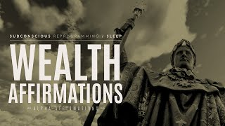 Wealth Affirmations | Money Law of Attraction Affirmations