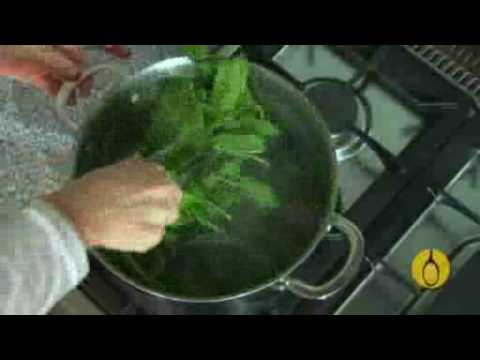 Healthy Cooking and Eating well - Spinach