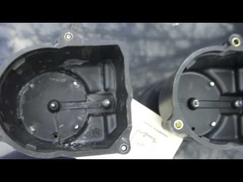 Greg Zanis Compares A Bad Made Distributor Cap To A Good Made One