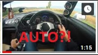 Toyota Supra  POV 2jz gte Twin Turbo Auto