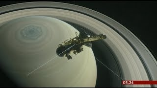 Download Saturn's rings age are just 100 million years old (Space) - BBC News - 18th January 2019 Video