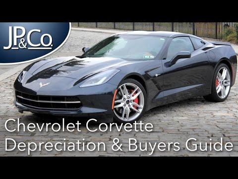 Chevrolet Corvette | Buyers Guide & Depreciation Analysis