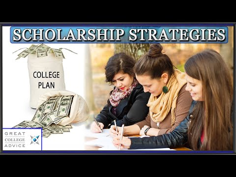 Educational Consultant on Scholarship Strategies