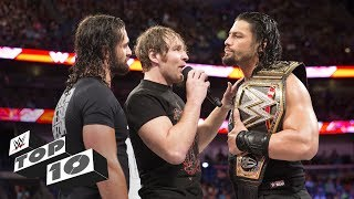 Greatest Shield showdowns: WWE Top 10