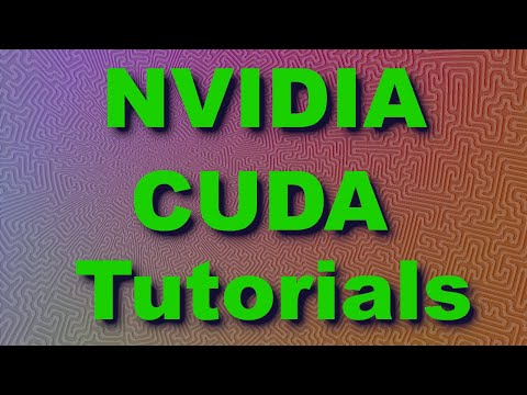 Cuda Tutorial 3: Display Driver has Stopped Working and has Recovered