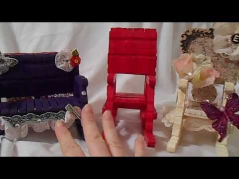 VR to charming custom crafts for clothes pin rockers