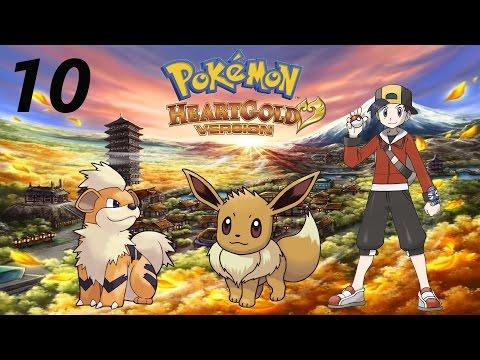 Pokémon HeartGold Ep. 10 - Conseguimos a Eevee y a Growlithe