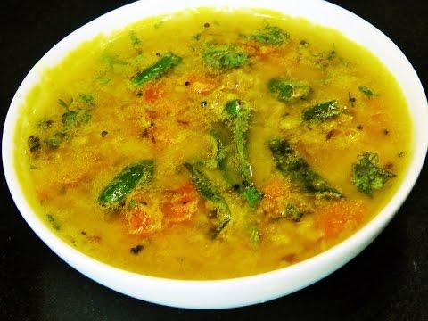 फोडणीचं वरण / Phodniche Varan by madhurasrecipe (Easy Dal Fry Recipe)