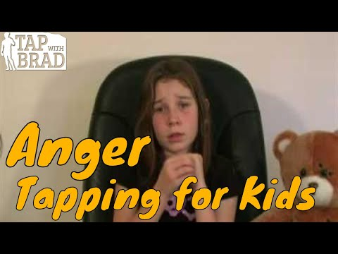 Tapping for Kids - Anger - EFT with Brad Yates