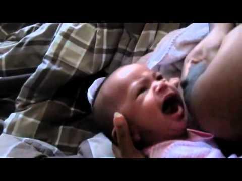 Baby wont Latch mp4   YouTube