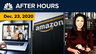 Amazon Warehouse Workers Could Vote To Unionize Next Month: CNBC After Hours