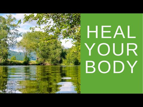 Heal Your Body Meditation ★ Reduce Inflammation & Repair Cells ★ Stop Pain & Sickness ★ Hypnosis