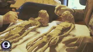 """Shocking"" DNA Of Alien Mummy Revealed 9/29/17"