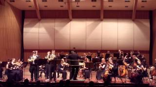 Robert Schumann, Konzertstück Für 4 Hörner Op.86 2nd. And 3rd. Movement