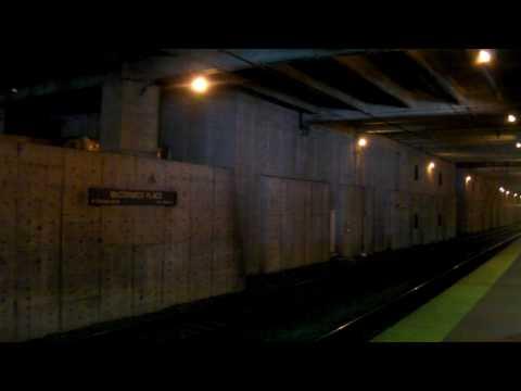 Old Bi-Levels under McCormick Place - Chicago