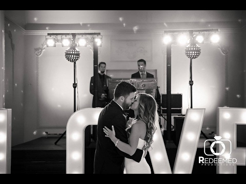 Jessica + Blaine's Wedding Film at The Mayo Hotel in Tulsa OK