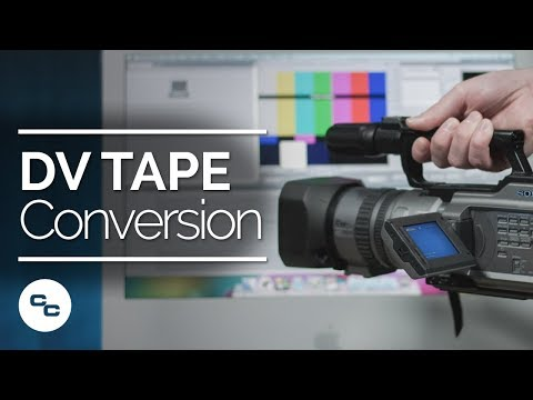 MiniDV Tape Conversion Chaos (Sony Handycam DCR-VX2100) - Krazy Ken's Tech Misadventures