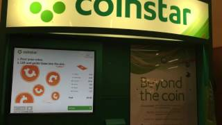 How To Cash Out Your Change From Cionstar Video