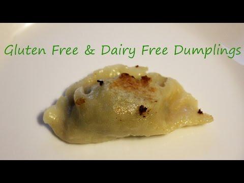 Gluten-Free and Dairy-Free Dumplings (Pot Sticks 鍋貼) Recipe