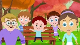 Schoolies | autumn song for children | fall | season songs for kids