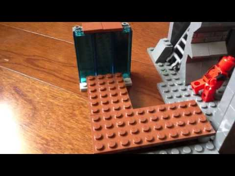 How to build ultimite lego deadpool