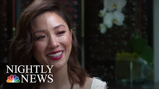 'Crazy Rich Asians' Stars And Director On Their Film's Impact On Hollywood | NBC Nightly News