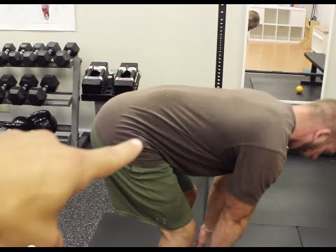 Back Rounding in Deadlift - Smash Stiff Hamstrings