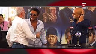 """#x202b;أون سكرين - لقاء مع الفنان آسر ياسين خلال الاحتفال بتوقيع كتاب """"تراب الماس""""#x202c;lrm;"""