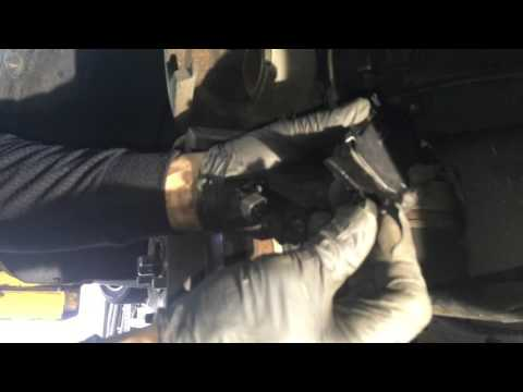 How To Replace Toyota Camry Front Brakes