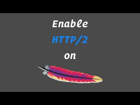 How to enable HTTP/2 in Apache on Ubuntu Server