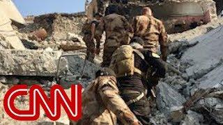 Mosul liberation comes at a price