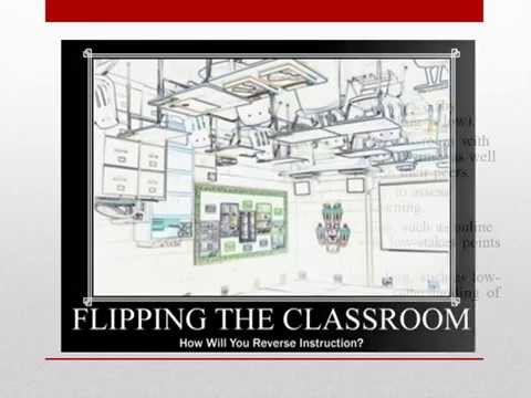 The Flipped Classroom Powerpoint Presentation