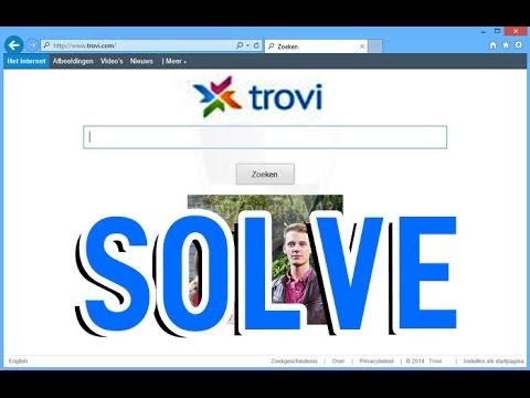 Remove Trovi.com or Conduit.com from Google Chrome Browser