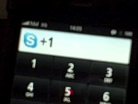 Using Skype over 3G on the iPhone
