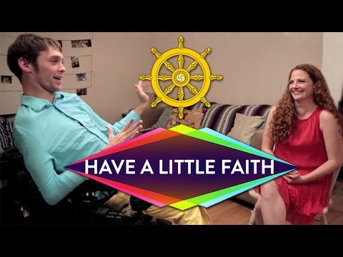 Getting Zen with a Buddhist | Have a Little Faith with Zach Anner