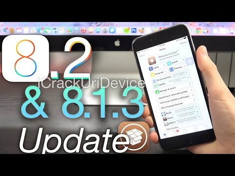 New iOS 8.2 Jailbreak iOS 8.1.3 Update: Beta 3 8.2 Features, TaiG Patch iOS 8 iPhone 6, iPad & More
